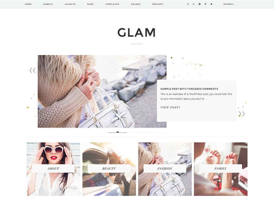 restored316 glam